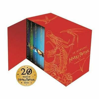 Harry Potter Boxed Set: The Complete Collection (Children's Hardback) Rowling J.
