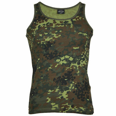Tibet Camouflage T-Shirt 100/% Cotton Chinese PLA Flecktarn Army Military Top