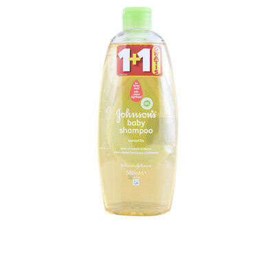 Productos Peluquería Johnson's Baby unisex BABY Champu CAMOMILA LOTE 2 x 500 ml