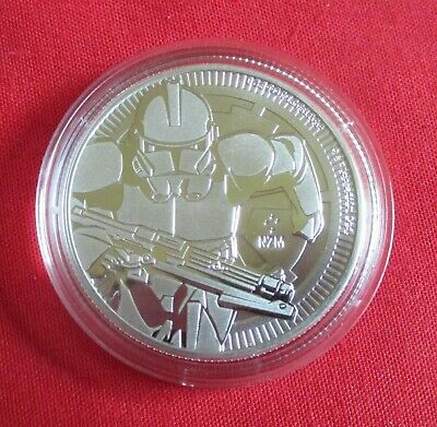 "1 oz Niue ""The Clone Trooper"" 2019"