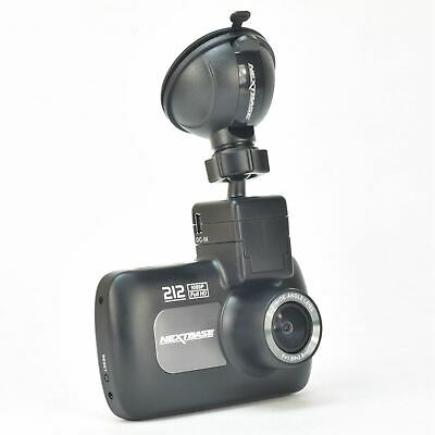 Nextbase 212 Lite - Full 1080p HD In-Car Dash Camera DVR - 140° Viewing Angle