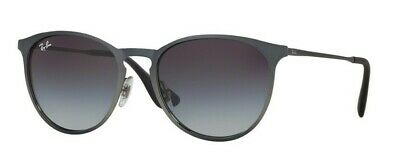 b2ef0bc5c23d4 NEW RAY BAN Erika Metal Gray Gradient Sunglasses Sunglasses RB3539 ...