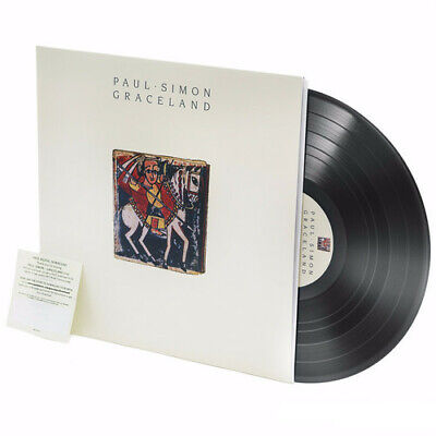 Paul Simon - Graceland-25th Anniversary Edition (Lp) (Vinyl Used Very Good)