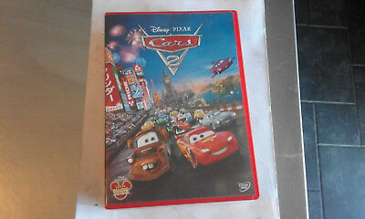 Dvd-Disney/pixar- Cars 2