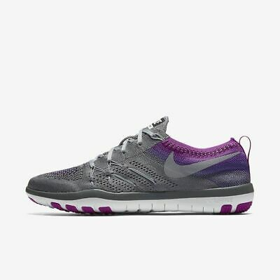 online store 6ba5d 4700c Nike Free TR Focus Flyknit 844817 003 Womens Trainers UK 4