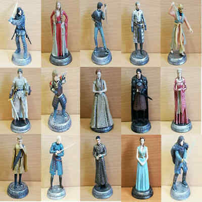 Misc - Game Of Thrones (HBO / Eaglemoss) Model Figures - Various Characters
