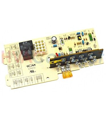 Carrier Bryant Payne Fan Blower Control Board 322848-751
