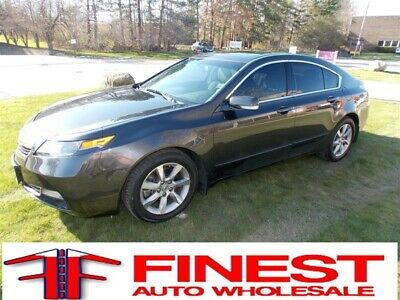 2013 TL WARRANTY HEATED SEATS LEATHER BLUETOOTH  SUNROOF 2013 ACURA TL WARRANTY HEATED SEATS LEATHER BLUETOOTH  SUNROOF 46,600 Miles Gray