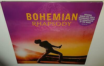 Queen Bohemian Rhapsody Original Soundtrack (2019) Brand New Sealed Vinyl Lp
