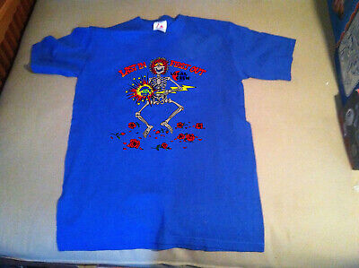 4cd6842cfdc 1992 Local Crew Grateful Dead T Shirt Tee Summer Tour Reprint Vintage
