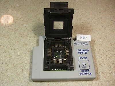 Altera PLEJ5128A Adapter w/Yamaichi IC51-0684-390 Socket