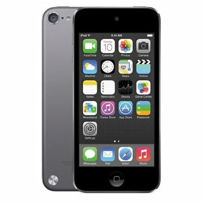 Apple iPod Touch 5th Generation 16GB + Cable+Earpods (5th Gen A1421) SCRATCHED