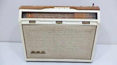 Vintage G.e.c Transistor Radio Portable Am Fm General Electric