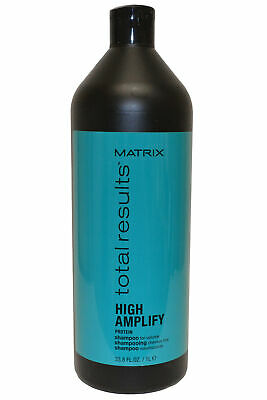Matrix Total Results Shampoo High Amplify Protein 1 Litre (1000ml) for Volume