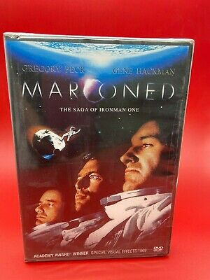 Marooned (DVD, 2003)  Brand New! Factory sealed!