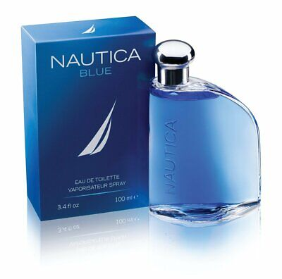Nautica Blue EDT Spray for Men, 100ml free shipping worldwide