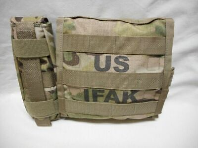 Multicam / Ocp Ifak Ii New Improved Soldiers First Aid Kit