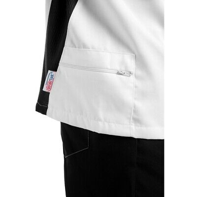 Le Chef Unisex Raglan Sleeve StayCool Jacket XS