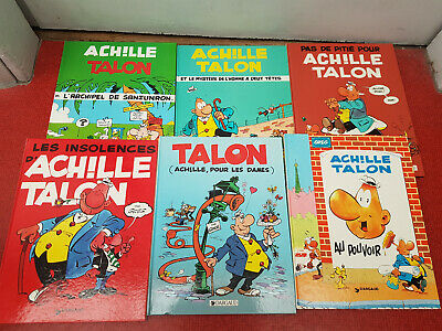 Lot 15 album achille talon