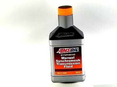 Amsoil Manual Synchromesh Transmission Fluid 5W-30   1 quart