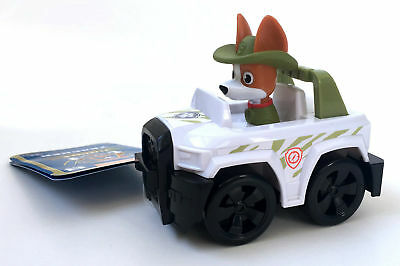 Paw Patrol Tracker Jungle Pup Rescue Racer - Nickelodeon - New