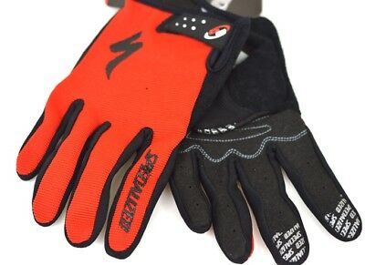 BNWT Cycling Bicycle Full Finger Gloves Size M