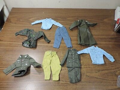 Lot 1/6 Dragon Action Figure Clothes Uniforms #6