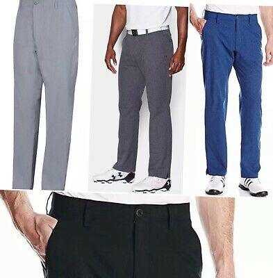 Under Armour Match Play Vented Golf Pants-straight Leg -New - Pick Color & Size