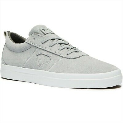 b45a11fb15 Men s Shoes Diamond Supply Co The Icon Skateboard Athletic Suede Gray