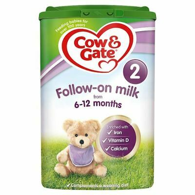 Cow & Gate Follow-On Milk 2 from 6-12 Months 800g