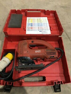 Hilti Wsj 750Et 110 Vol Jig Saw (Sp1921)