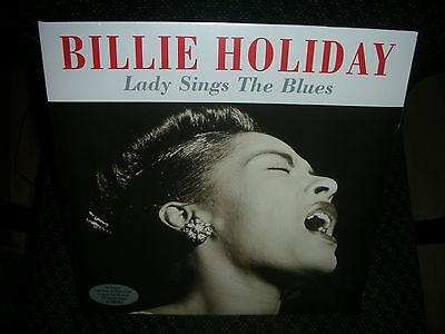 Billie Holiday // Lady Sings The Blues **new Double 180 Gram Record Lp Vinyl