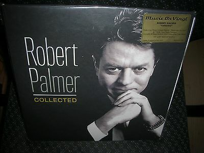 ROBERT PALMER **Collected **BRAND NEW DOUBLE 180 GRAM RECORD LP VINYL! greatest