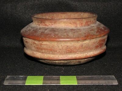 Pre Coumbian, Pottery, Costa Rican, Choice Olla, Early Late Classic  300 900 AD