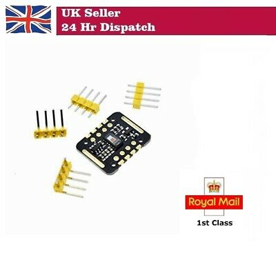 MAX30102 Blood Oxygen Heart Rate Pulse Detection Heartbeat Sensor Module Arduino