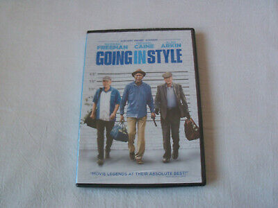 Going In Style (DVD, 2017, Brand New)