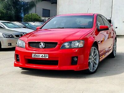 HOLDEN COMMODORE VE SS 6.0L 6SPEED MANUAL Not HSV Calais Clubsport FPV XR8 SSV