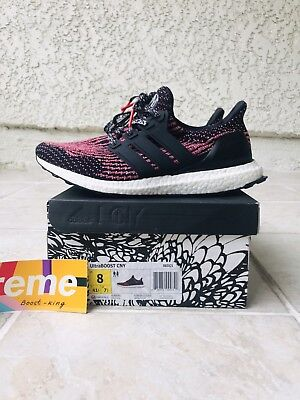 1bfe05d14 ADIDAS ULTRABOOST CHINESE New Year 3.0 Black CNY Men s size 8 ...