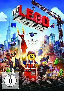 The LEGO Movie by Lord, Phil, Miller, Chris | DVD | condition acceptable