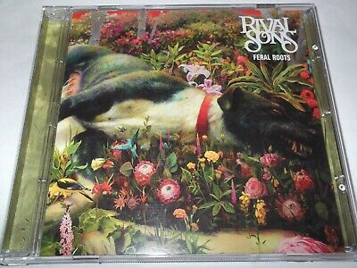 Rival Sons . Feral Roots . 2019. Cd.