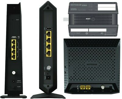 Netgear CG3000-2STAUS Optus Cable Broadband Wireless Modem Router