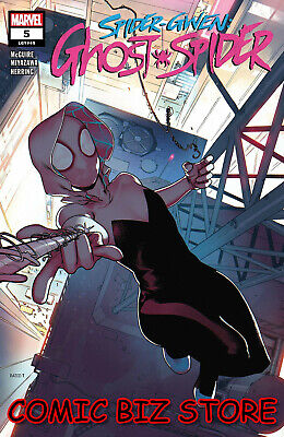 Spider-Gwen Ghost Spider #5 (Of 5) (2019) 1St Printing Bengal Main Cover Marvel