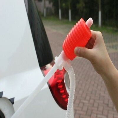 Plastic Useful Car Siphon Hose Liquid Oil Water Transfer Hand Pump Suckers