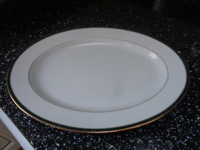 Boots Hanover Green Large Oval Platter