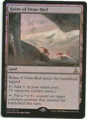 MTG: *RUINS OF ORAN-RIEF (FOIL)* - Oath of the Gatewatch - Magic the Gathering