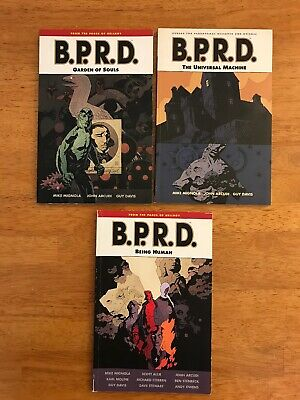 BPRD Collection - 3 issues - Mike Mignola - Dark Horse Books