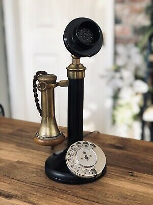 Vintage 1920s GPO Candlestick Telephone No. 150