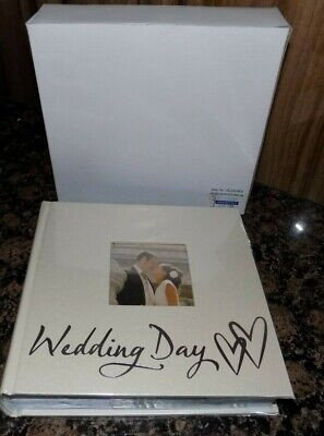 Wedding Day Album (80 Slots ) New Reduced / Clearance Fl295Wd