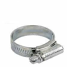 Jubilee Clip Hose Clamp 40-60mm Stainless Steel 201 (2X)