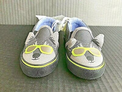 Toddler Boys/' Brewster Wolf Sneakers Cat /& Jack Gray